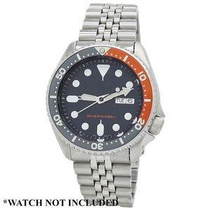 Diver Watch Bezel Insert Made for Seiko SKX Series